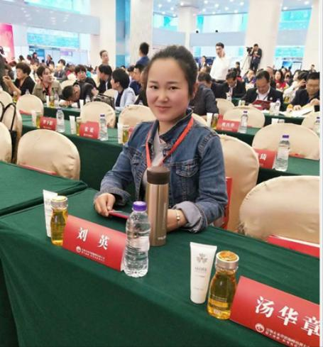 炎帝生物公司一代刘英老师