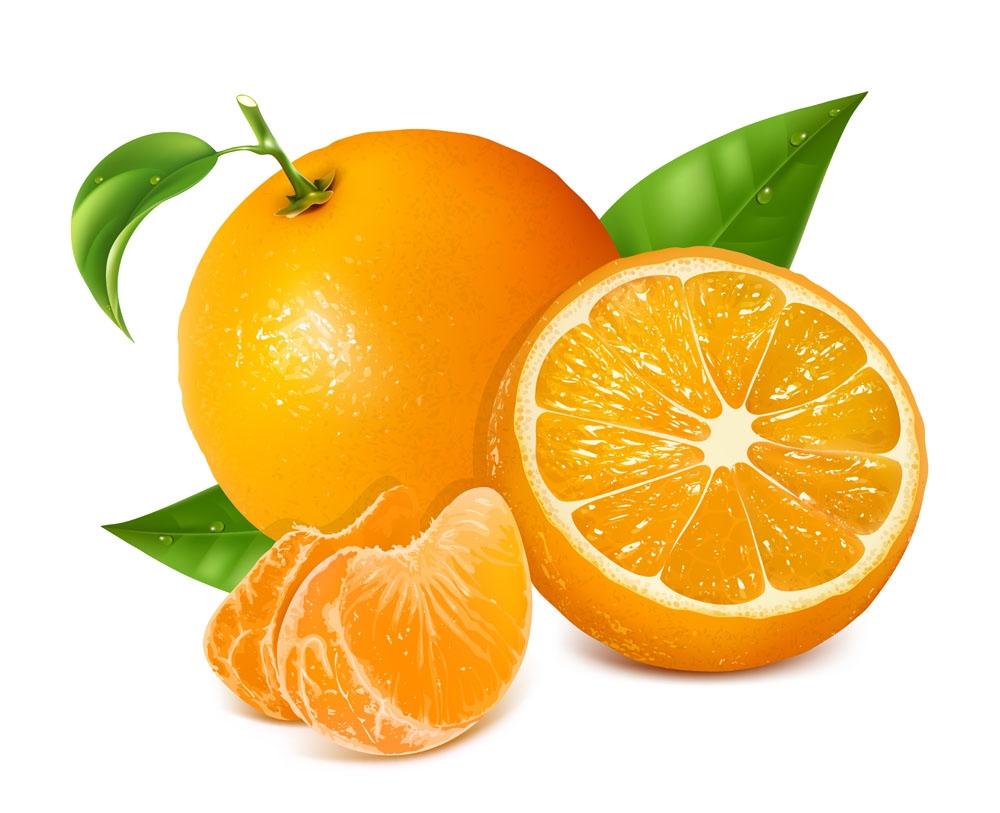一个橙子能防四种病?