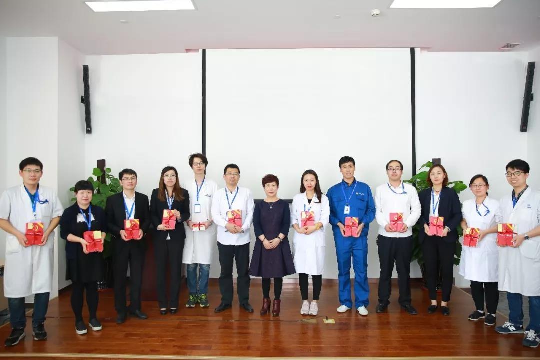 康婷公司总裁杨琪:让新《宪法》走进每个职工家庭