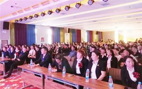 安然郑州分公司顺利召开纳米产品事业交流会