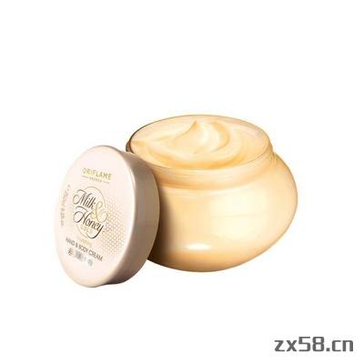 欧瑞莲蜂蜜牛奶菁纯护体霜