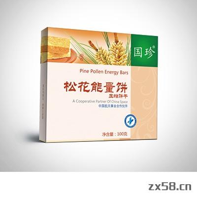 国珍松花能量饼