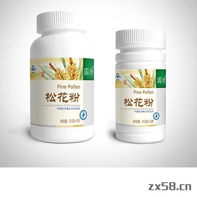 国珍松花粉