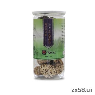 安惠原木天白花菇