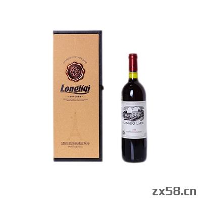 隆力奇小拉菲干红葡萄酒(单瓶)