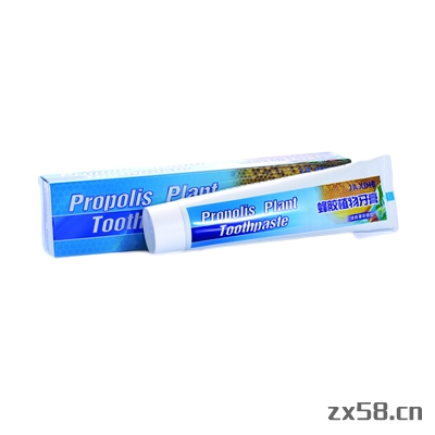 佳信佰蜂胶植物牙膏