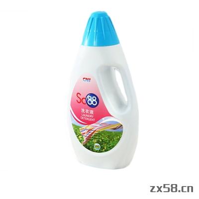 长青SC88 洗衣液