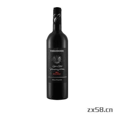 长青西奥多 BIN 18色拉子干红葡萄酒