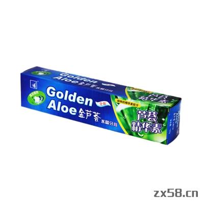 金芦荟135g水晶牙膏