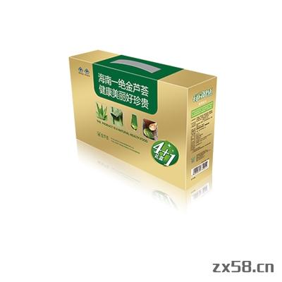 荟生金芦荟口服液4+双清牌双清含片1 礼品套装