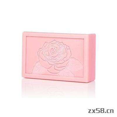 欧瑞莲花漾玫瑰味香皂