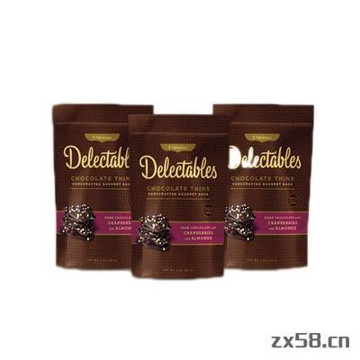 美乐家黑巧克力-蔓越...
