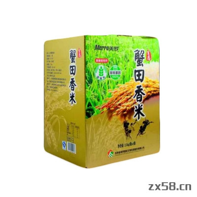 美罗国际蟹田香米