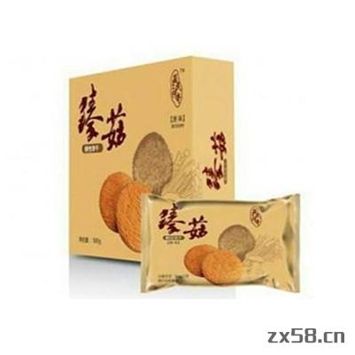美罗臻菇饼干