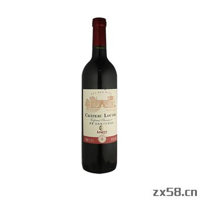 隆力奇泸浮赤霞珠干红葡萄酒