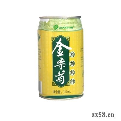 九天绿金桑菊植物饮...
