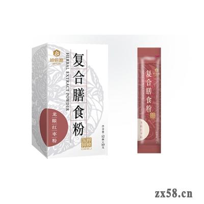 东阿阿胶复合膳食粉(龙眼红枣粉)