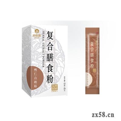 东阿阿胶复合膳食粉(桃仁山楂粉)