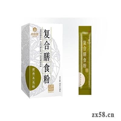 东阿阿胶复合膳食粉(藿香木瓜粉)