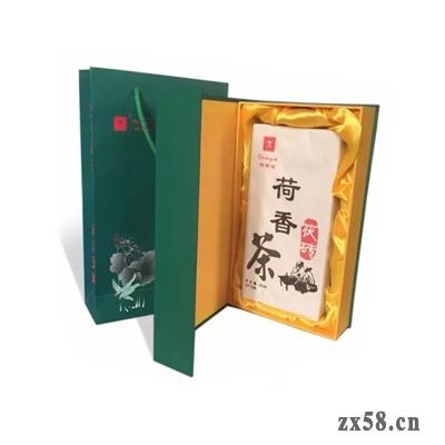 铸源荷香茯砖茶