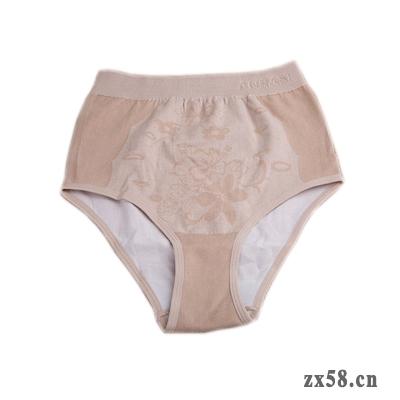 安然无缝弹力短裤(...