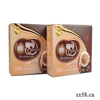 安然锌咖啡固体饮料