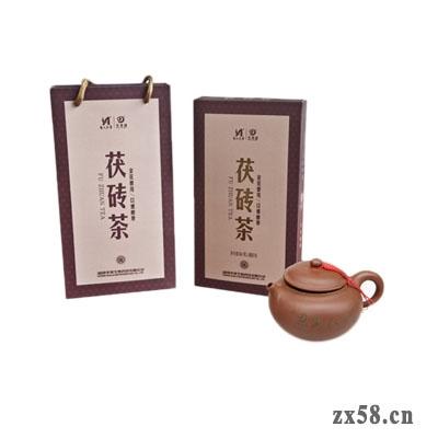华莱茯砖茶