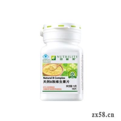 安利纽崔莱®天然B族维生素140片