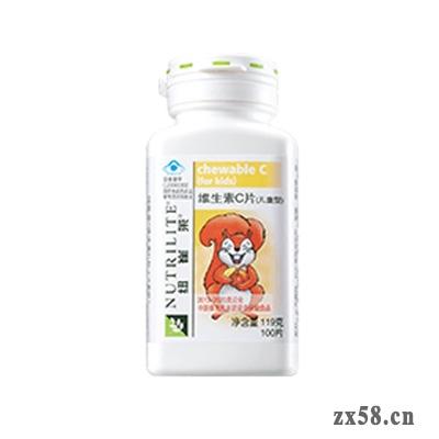 安利纽崔莱®维生素C片(儿童型)100片