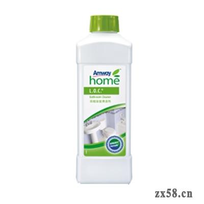 安利浓缩浴室清洁剂