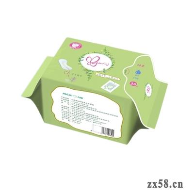 九极MM棉柔卫生护垫