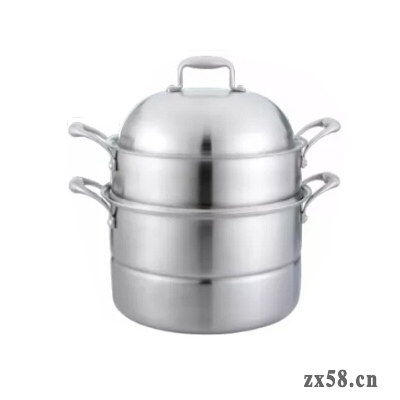 铸源不锈钢复合蒸锅