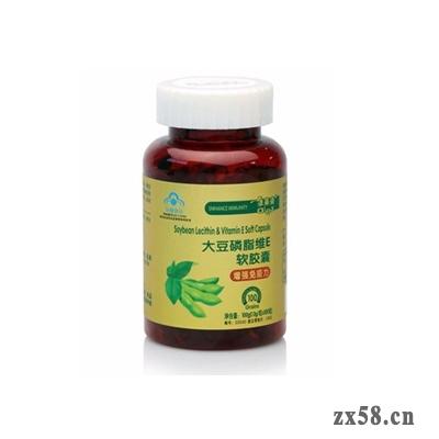润和大豆磷脂维E软胶...