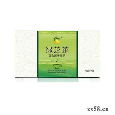 金木百合莲子茶