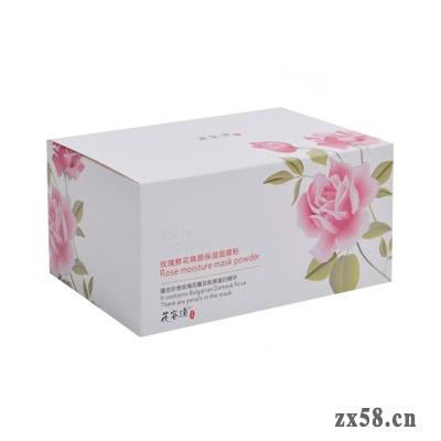 通和花容道玫瑰鲜花焕颜保湿面膜粉