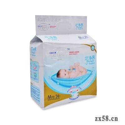 通和芯净界高级婴儿纸尿裤(中码)