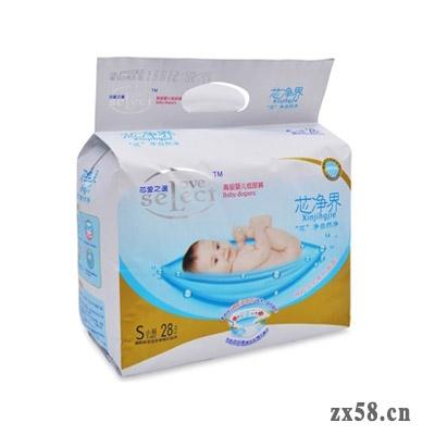 通和芯净界高级婴儿纸尿裤(小码)