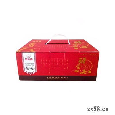 铸源醋蛋液(4盒/箱...