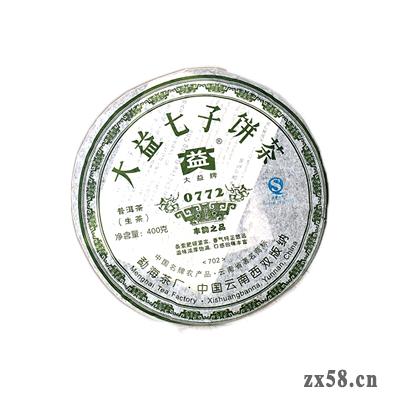 富迪大益生茶0752(...