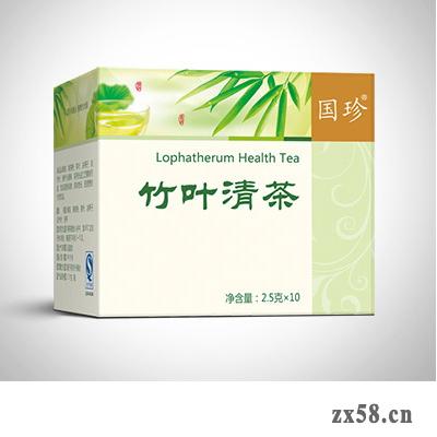 国珍竹叶清茶