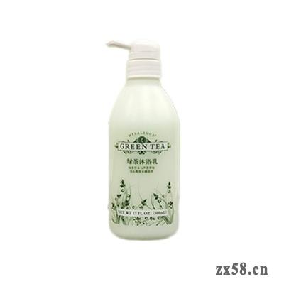 绿茶沐浴乳—清香型...