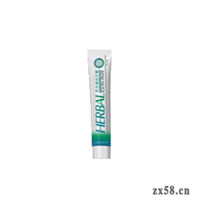 绿之韵草本健齿牙膏
