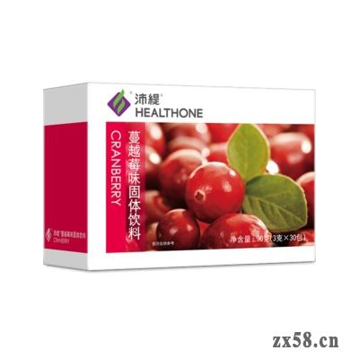 克缇蔓越莓味固体饮...
