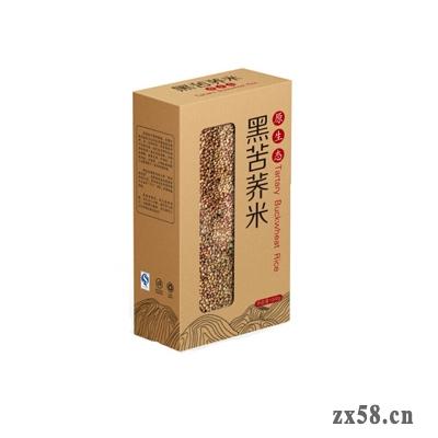 荟生黑苦荞米(原生态)