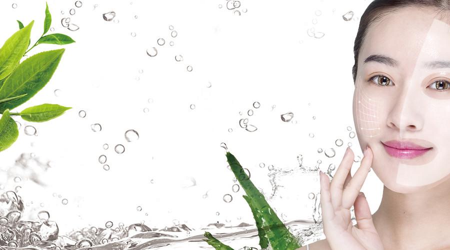 肌肤紧绷可以用九极坤仕兰润滋洁面乳吗?