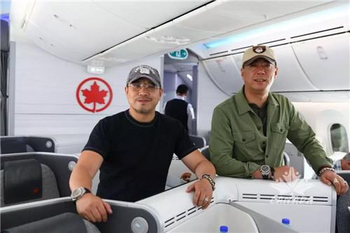 三生:飞行9693公里!加拿大,我们来了!