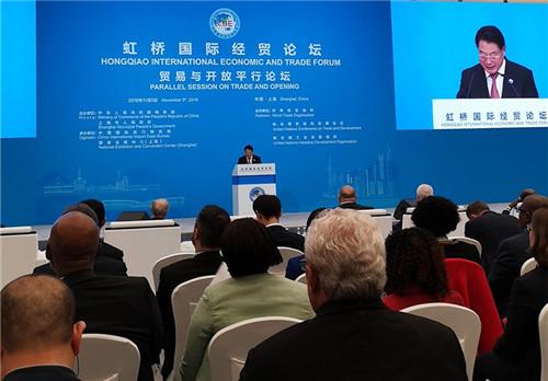 金天国际:进博会中国民族品牌应撑起大国担当