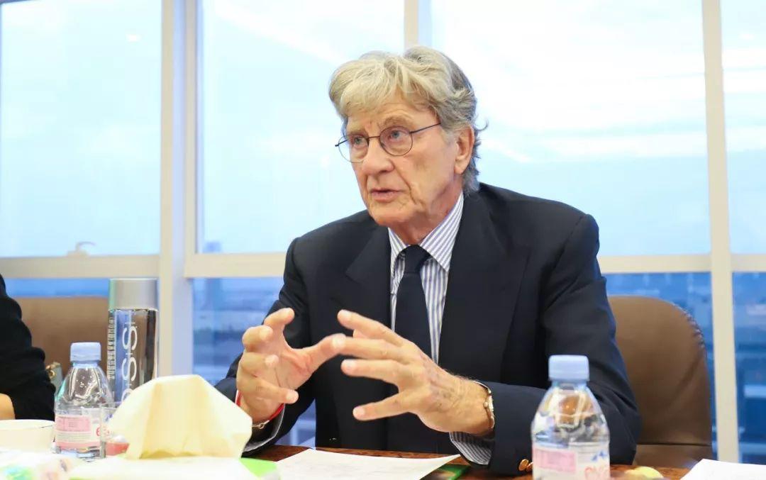 全球彩妆教父Dario Ferrari来访绿叶