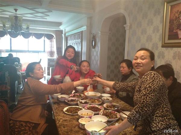 家庭聚会(聚餐)