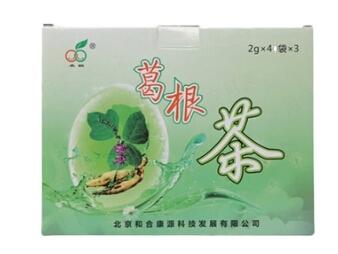 和合康源葛根茶的作用与功效